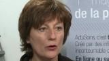 Brigitte LUDWIG, présidente de l'UNAIBODE