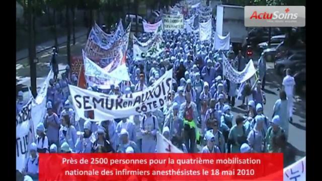 Le jour où la France a découvert les infirmiers anesthésistes