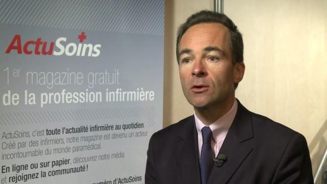 Nicolas GOMBAULT Directeur du Risque Médical et de la Protection Juridique – MACSF