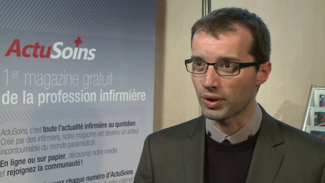 Sébastien Colson, président de l'ANPDE