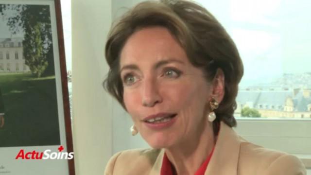 Interview de Marisol Touraine : Processus Licence Master Doctorat pour les infirmières