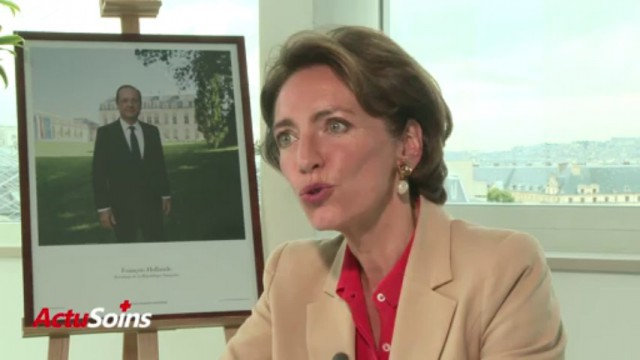 Interview de Marisol Touraine : Attractivité de la profession infirmière