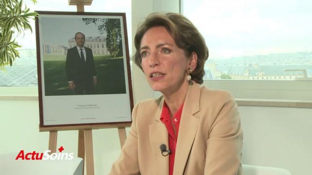 Interview de Marisol Touraine : Avenir de l'Ordre Infirmier