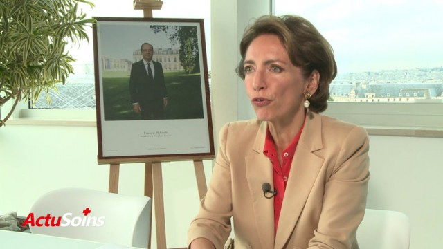 Interview de Marisol Touraine : Violence envers les professionnels de santé
