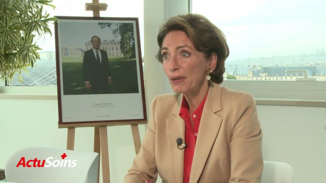 Interview de Marisol Touraine : Des ratios soignants / patients ?