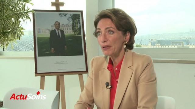 Interview de Marisol Touraine : Des ratios soignants / patients ?