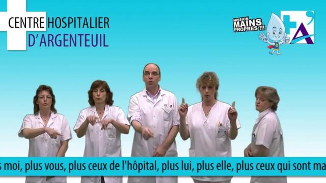 Quand les infirmières se mettent au court-métrage (suite)