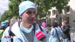 Journée de mobilisation des infirmiers anesthésistes – 21 mai 2015